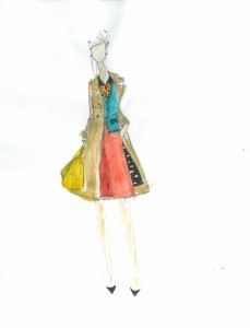 eco friendly fashion, urban style, runway fashion, Kate Spade, designer