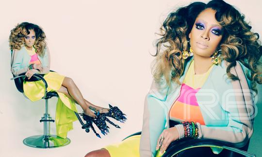 urban style,fashion,Lala Anthony,designer, Carmelo Anthony, YRB,photoshoot