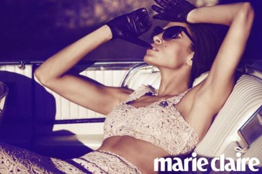 urban style,fashion,Eva Mendes,designer, Marie Claire, Photo shop,