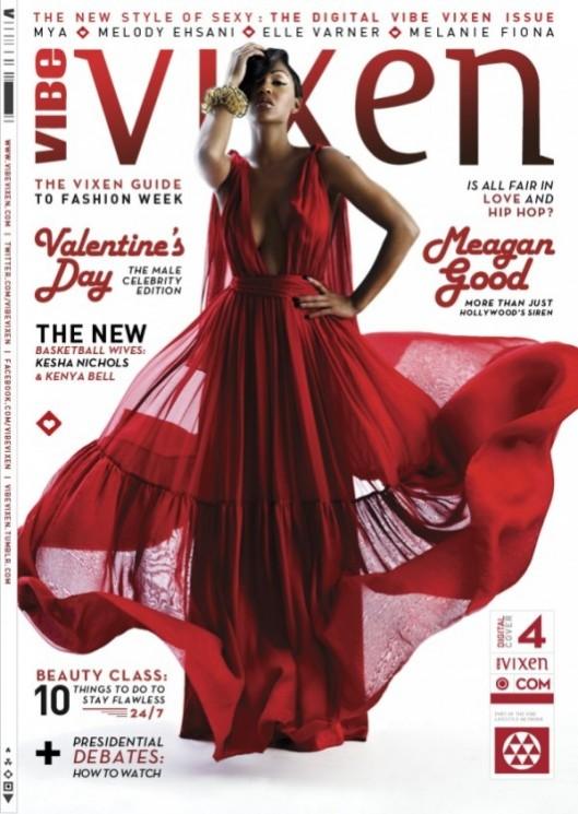 urban style, edgy fashion,Vibe Magazine, Fashion,designer, Vibe,Meagan Good, Fashion, vixen, black actress