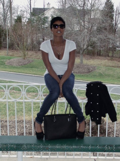 Chanel, Chic, cute, Fashion, My Looks, OOTD, Pixie Cut, simple, BCBG Max Azaria, Park Date, What To Wear, Legs, Crazy Shoes, Hipster, Fashion Blogger,  Black Girl, Dark skin, Short Hair, Stylish, Fashion Blogger,Sexy, Chains, Black Girl, Kimberly Love, Blogger, Crazy, funny, OOTD,