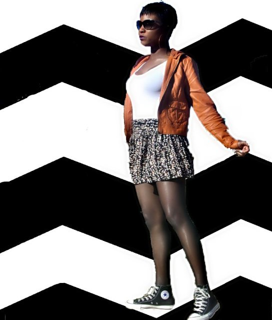Zig zag, patterned, fashion, edgy, trends, photoshop, Christian Louboutin, Red Bottoms, Legs, Shoes, Hipster, Urban Outfitters, Oscar del Renta, Calvin Klein, Fashion Blogger,  Black Girl, Dark skin, Short Hair, Stylish, Fashion Blogger,Sexy, Chains, Black Girl, Kimberly Love, Blogger, Crazy, funny, OOTD, Pencil Skirt, My Week with Marilyn, DIY, Bow Tie,