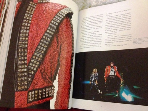 Dressing Michael Jackson Book
