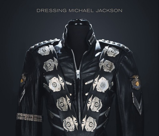 Dressing Michael Jackson Book Cover