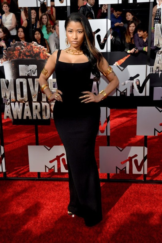 Nicki-Minaj-MTV-Movie-Awards