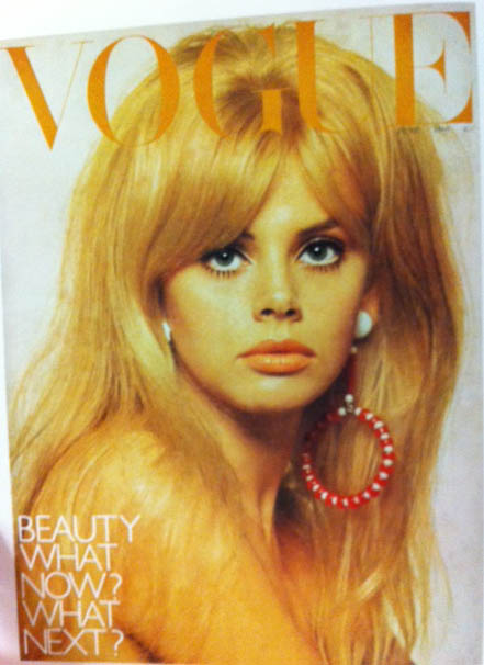 vogue-cover-1960s-hairstyle-big-earring